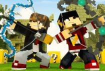 Minecraft: ESCADONA – ARCOS BIZARROS ‹ AMENIC ›