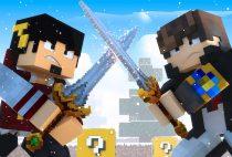 Minecraft: ESCADONA – ESPADAS PODEROSAS ‹ AMENIC ›