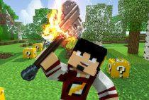 Minecraft: ESCADONA – MARTELO PODEROSO ‹ AMENIC ›