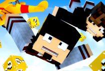 Minecraft: ESTRATEGIA AÉREA – SKY ASA DELTA 1.0 DIA 1 ‹ AMENIC ›