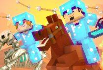Minecraft: HARDCORE 3.0 DIA 3 – ATAQUE DE CAVALO ‹ AMENIC ›