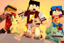 Minecraft: INICIAIS – POKEMON CHAMPIONS #1 ‹ AMENIC ›