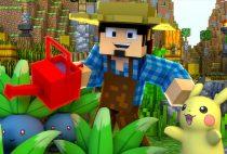 Minecraft: AGRICULTOR POKEMON   – POKEDEX Ep. 2 ‹ AMENIC ›