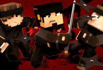 Minecraft: ESCADONA – NINJA ‹ AMENIC ›
