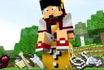 Minecraft: LUCKY BLOCK – HARDCORE Ep. 2 ‹ AMENIC ›