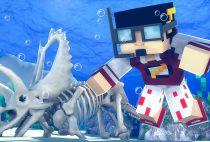 Minecraft: POKEMON FOSSIL – POKEDEX Ep. 3 ‹ AMENIC ›