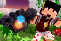 Minecraft: ESCADONA – BOLA DE ENERGIA ‹ AMENIC ›