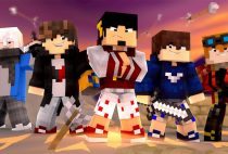 Minecraft: PROVA DE TUDO Ep. 1  ‹ AMENIC ›