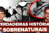 VERDADEIRAS HISTÓRIAS SOBRENATURAIS