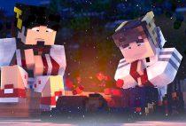 Minecraft: ACAMPAMENTO – HEROBRINE Ep. 4 ‹ AMENIC ›