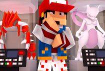 Minecraft: ESCOLHA O LENDARIO – POKEMON CHAMPION Ep. 5 ‹ AMENIC ›