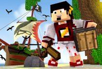 Minecraft: NAVIO PIRATA – HEROBRINE Ep. 2 ‹ AMENIC ›